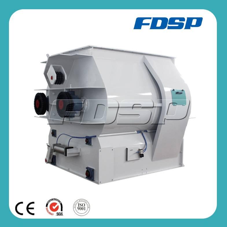 SHSJ.2 Series Double Shaft Mixer