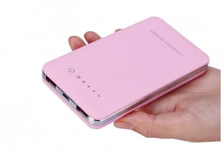 8000mAh Power Bank Ultra Slim Portable Charger
