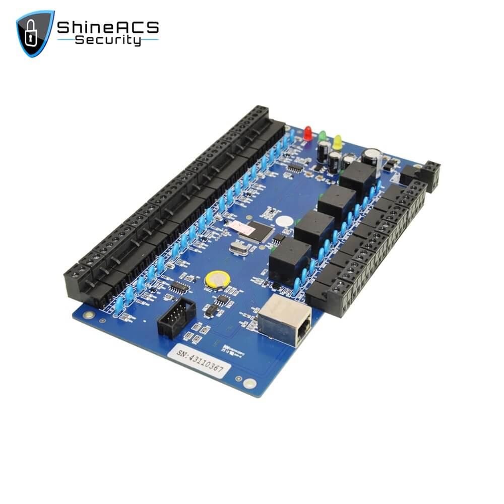 4 door IP access control controller panel kits SA-B01T/02T/04T