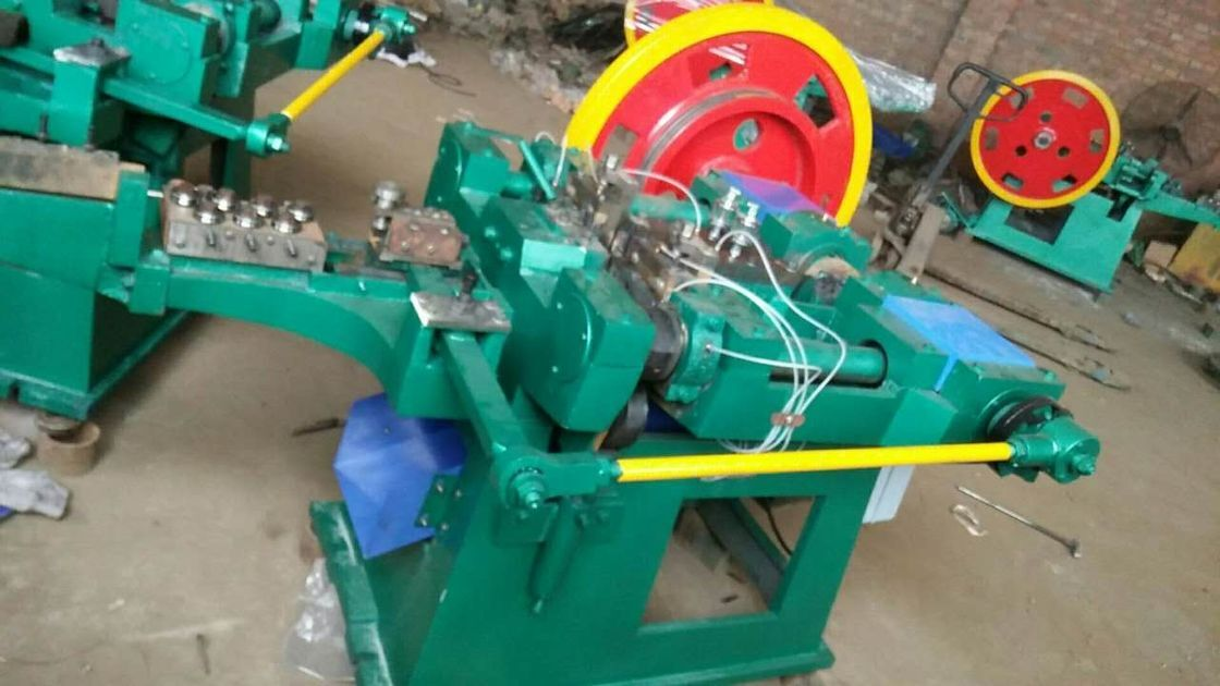 Automatic Nail Making Machine For Building Nails With High Performance and Low Noise