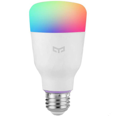 Smart LED Bulb RGBW colorful, Wi-Fi, 10W, smartphone controlled, led light