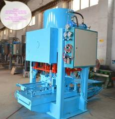 China nice design JS quality automatic tile making machine