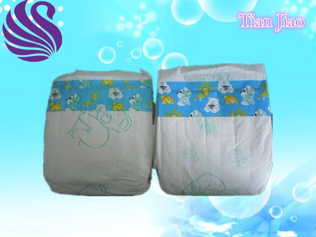 Super Soft Economy Pack Disposable Diapers for Baby