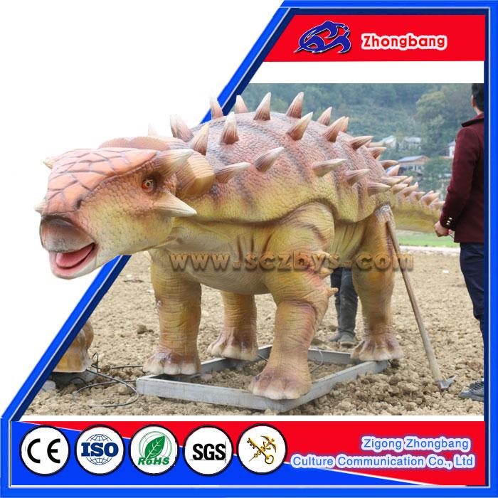 Dinosaur Exporter For Full Size Animatronic Dinosaur