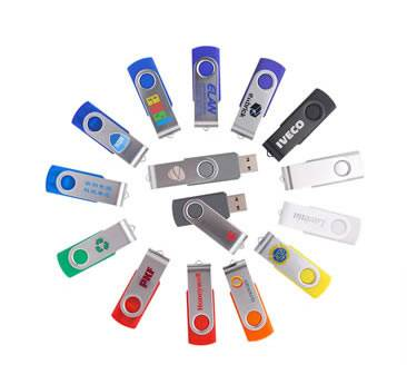 Cheapest real capacity 8GB swivel usb flash drive