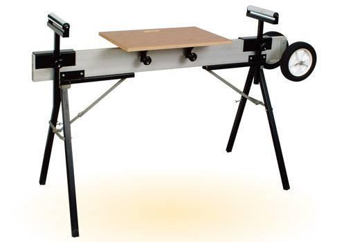 Folding Saw Work Station & Cart - Fusso Machinery Corp