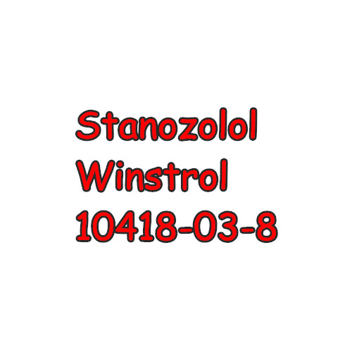 Stanozolo Winstrol manufacturers High Quality 10418-03-8 Powder For Bodybuilding