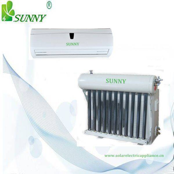 Energy Sving Split type hybrid solar air conditioner