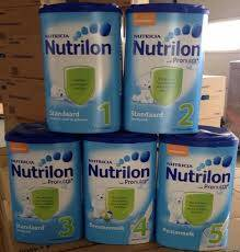 NETHERLANDS ORIGIN NUTRICIA NUTRILON baby milk powder all stages available for sale