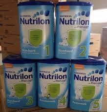 NUTRICIA NUTRILON 800g, 850g NETHERLANDS ORIGIN