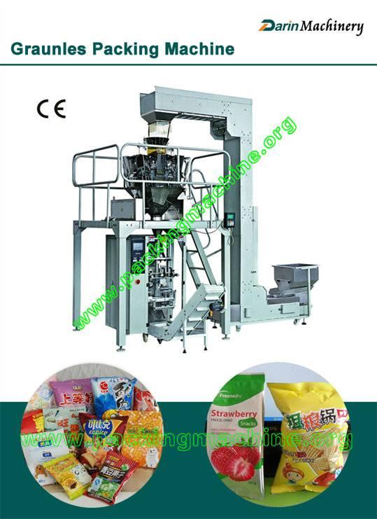 Corn Flakes Packing Machine