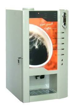 5 Selection Coffee Machine-HV301RD