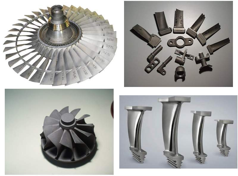 vacuum investment casting