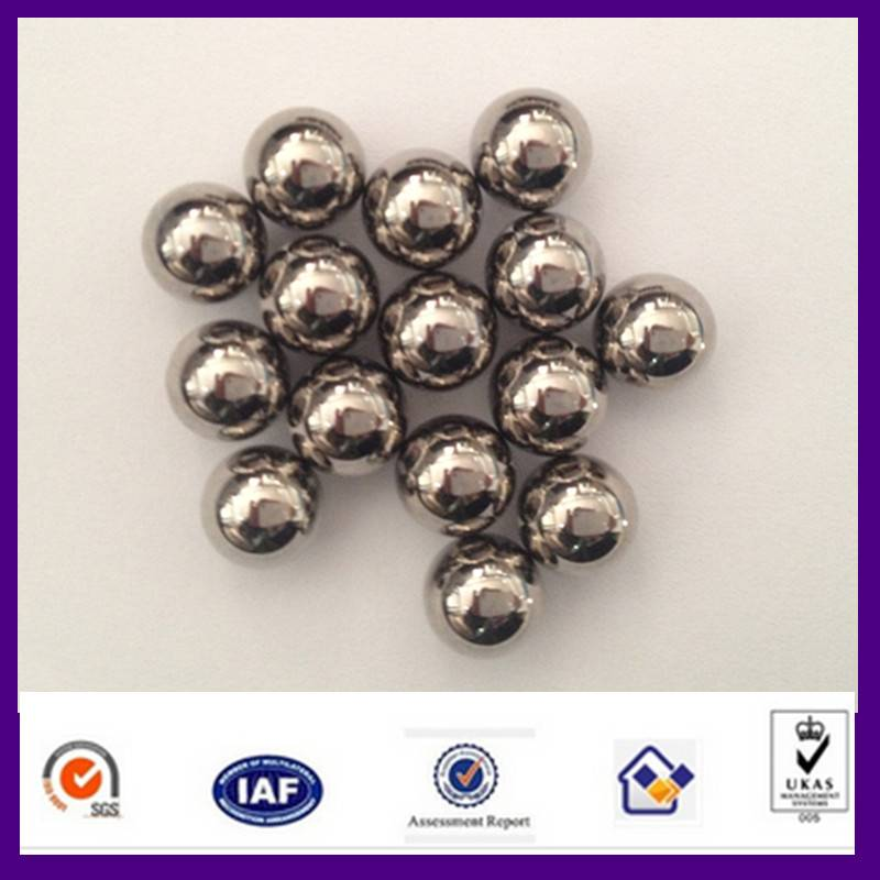 AISI G25 G50 G100 large size ball/ chrome accessory for cars/ large chrome ball