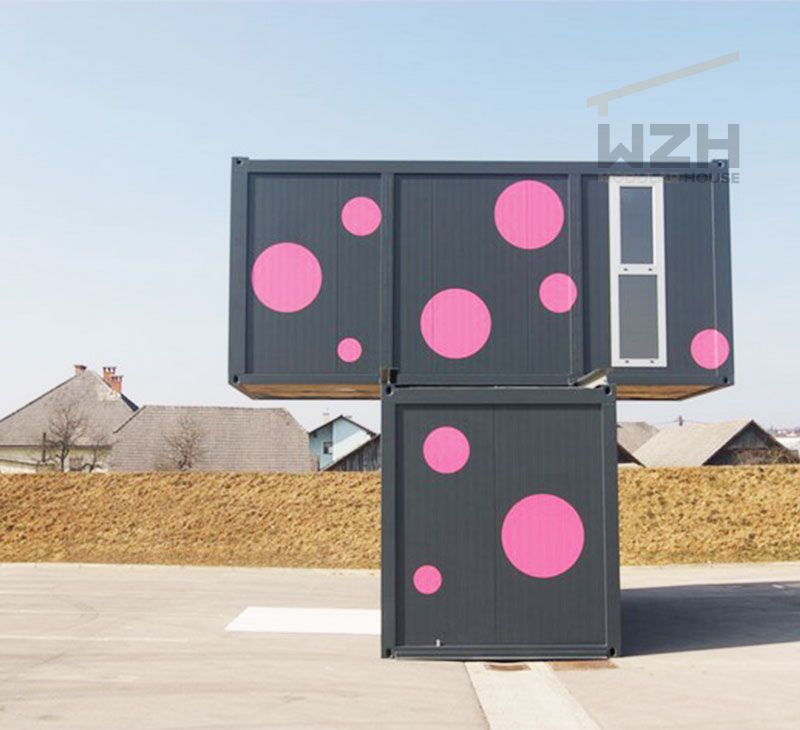 Load-bearing container house