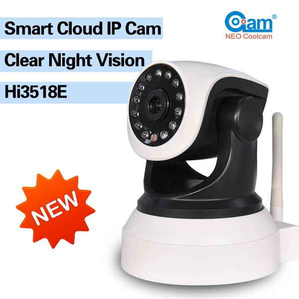 Shenzhen NEO factory supplier for wifi ip camera for smart home security