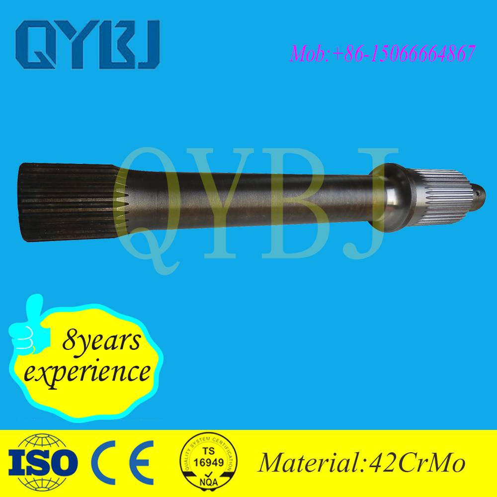 Jinan OEM service manufacturers direct produce automobile spare parts driving system through shaft