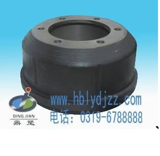 ROR for Brake Drums