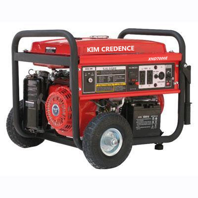 6.5KW Gasoline generator sets with three phase with high quality
