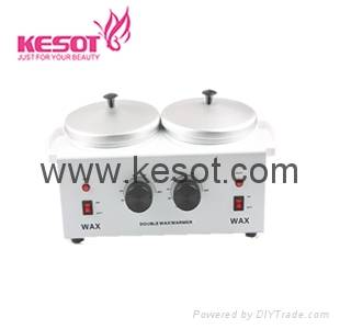 double Paraffin wax heater