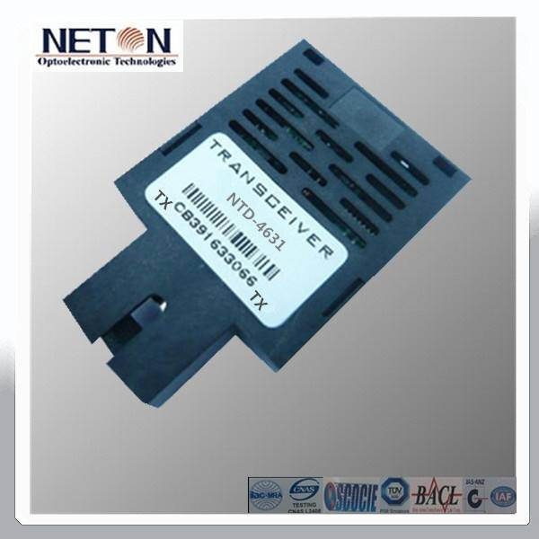 1x9 1250Mbps Bi-Di SM Both Transmitter Module