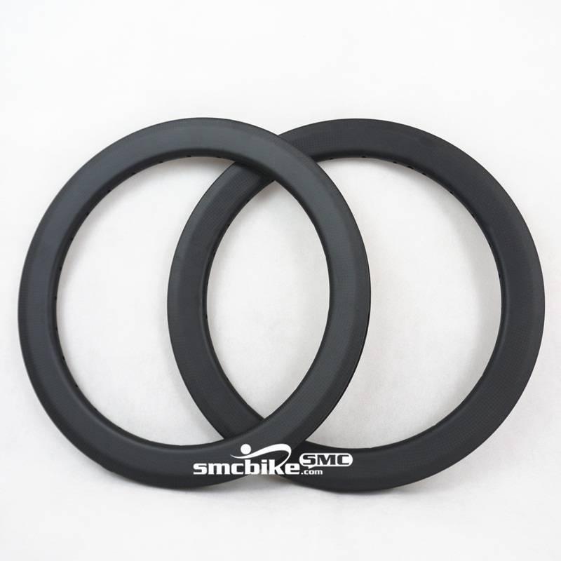 SMC Bike 16inch 349 Carbon Fiber Rim for Bromptonbike or Folding Bike SGS EN Certificate