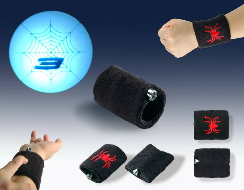 wristband projector