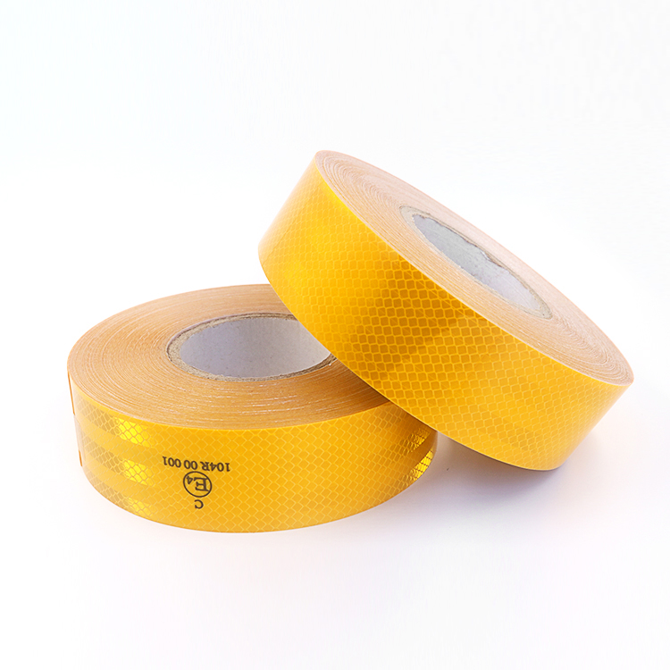 Strong Adhesion CE Reflective Tape for Traffic Vehicles Safety