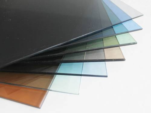 3mm to 12mm Tinted Float Glass