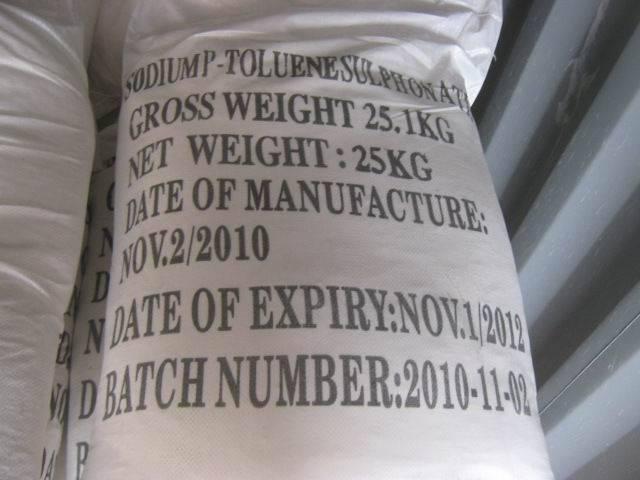 Sodium p-Toluene Sulfonate 90% min