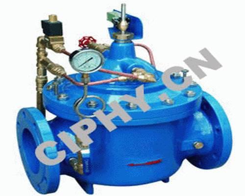 WATER PUMP CONTROL VALVE
