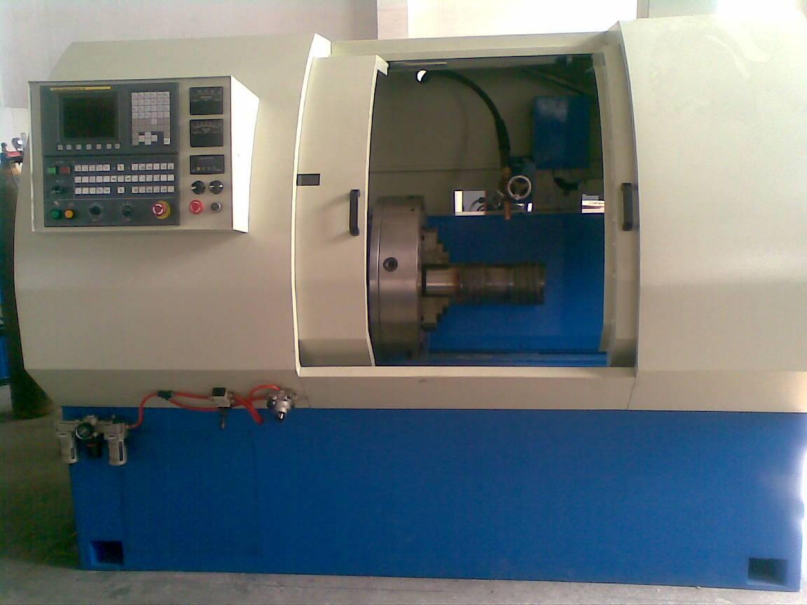 Hardbanding machine