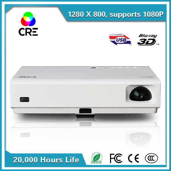 Mini dlp laser 3D projector