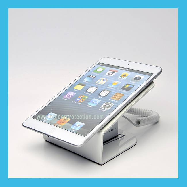 retail security display devices anti-theft stand holder for