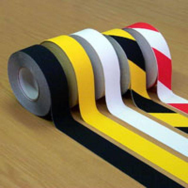PC40 black anti slip tape