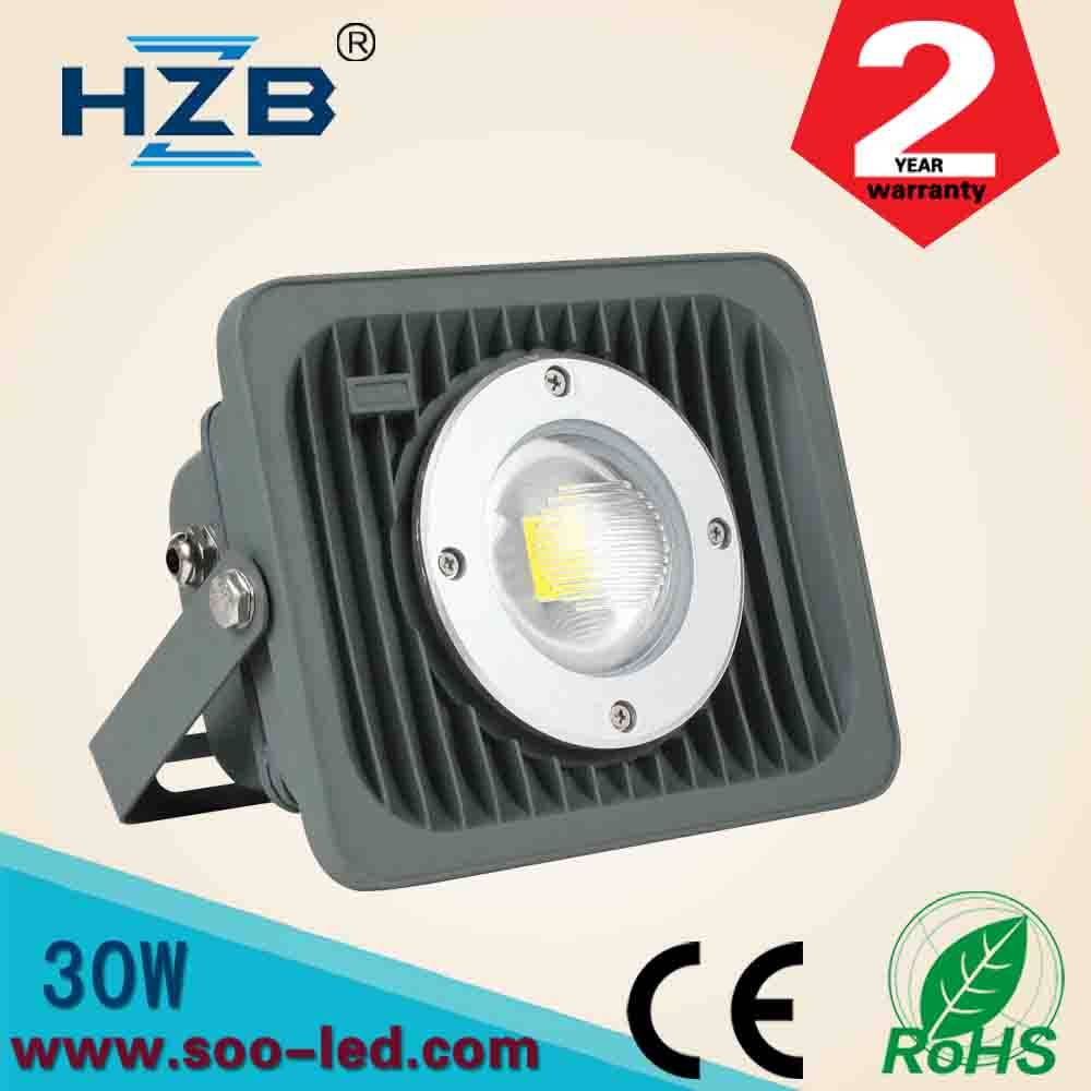 30W Led Flood Light Work Lighting Outdoor Waterproof Led Lamp IP65