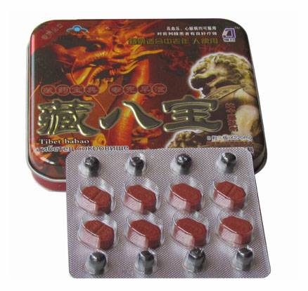 Tibet Babao Sex Pill Male Enhancement Supplement