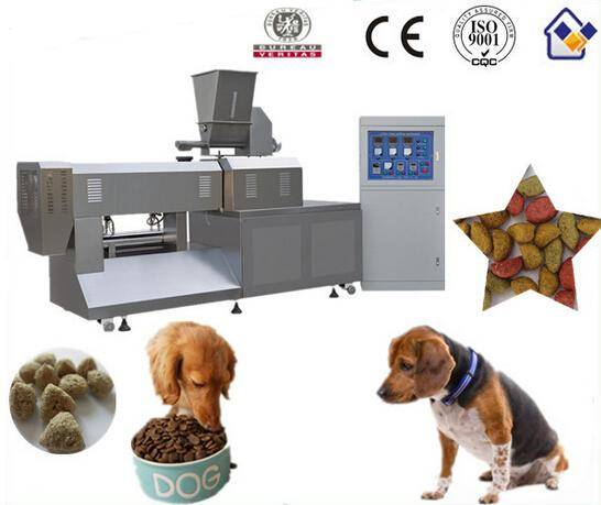 Small Scale Pet Feed Production Line