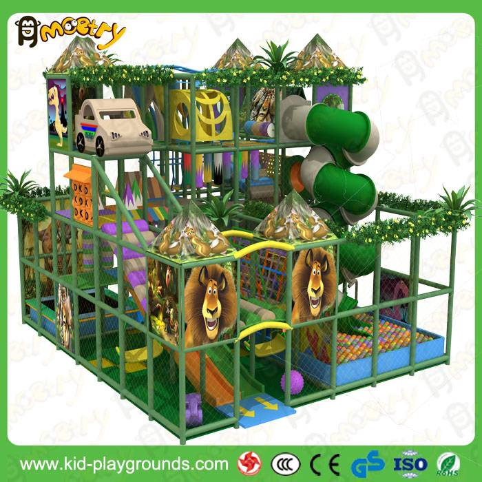 China wholesale indoor playground toddler jungle gym