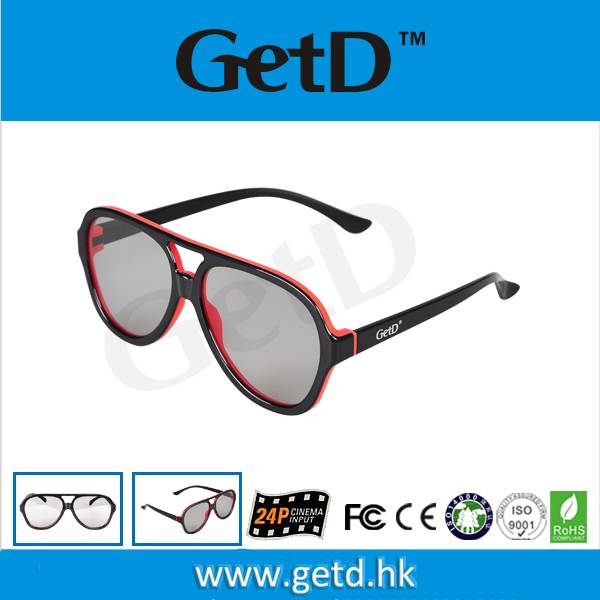 Russia fashion custom made 3d glasses star wars CP400G60R