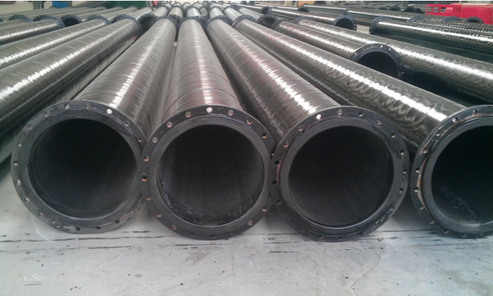 ultra high molecular weight polyethylene pipe to transport crude oil and sewage