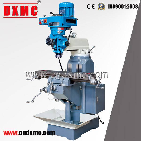 Mini Turret Milling Machine DM100