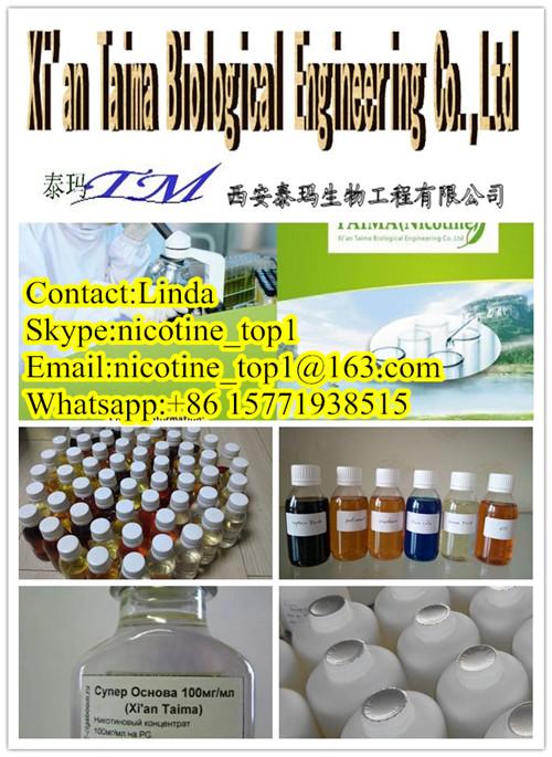 High concentrated Camel flavor for E-liquid to E-cig