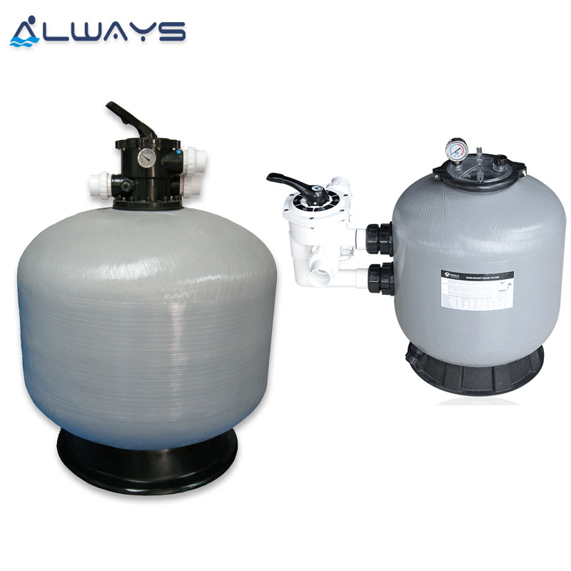 16-72inch Multi Valve Water Pool Filter Fiberglass Swimming Pool Sand Filter