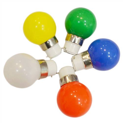 0.5W LED Festival Color Light Bulb by J&Y TECHNOLOGY CO.,LTD LIGHTING