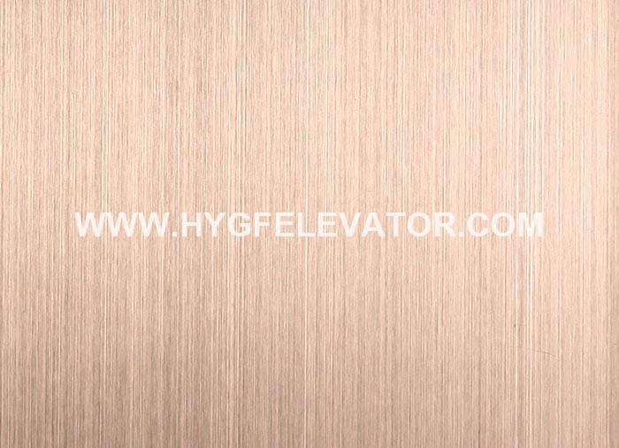 Stainless Steel Hairline Nickel Silver