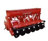 No-tillage fertilizer seeder
