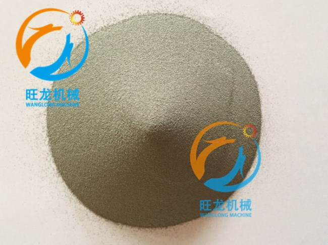 Iron alloy powder