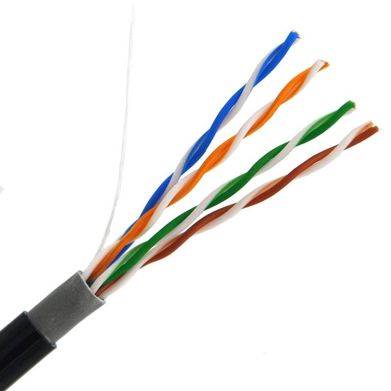 CAT5E Dual Sheath Bulk Cable Outdoor UV Protected