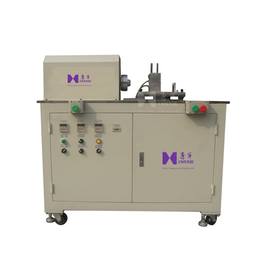 Ultrasonic tube making machine